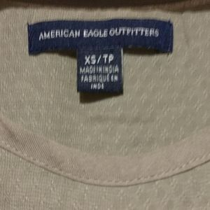 American Eagle Outfitters Tops - American eagle tan tank top